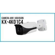 Camera thân Night Breaker 8.0Mp (4K) KBvision USA KX-4K01C4